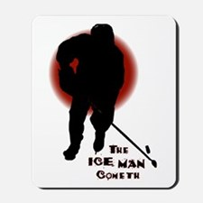Ice Man Mousepad