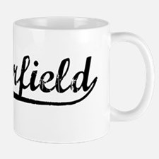 Vintage Chesterfield (Black) Mug