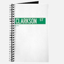 Clarkson Street in NY Journal