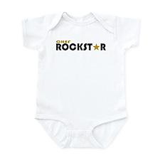 Chef Rockstar 2 Infant Bodysuit