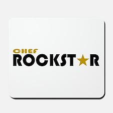 Chef Rockstar 2 Mousepad