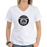 FBI Entry Team Women's V-Neck T-Shirt