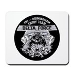 FBI Entry Team Mousepad