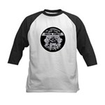 FBI Entry Team Kids Baseball Jersey