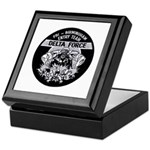 FBI Entry Team Keepsake Box