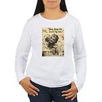 Savings Bonds & Stamps Women's Long Sleeve T-Shirt
