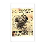Savings Bonds & Stamps Mini Poster Print