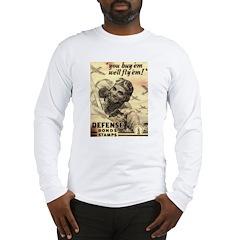 Savings Bonds & Stamps Long Sleeve T-Shirt
