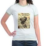 Savings Bonds & Stamps Jr. Ringer T-Shirt