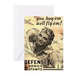 Savings Bonds & Stamps Greeting Cards (Pk of 20)