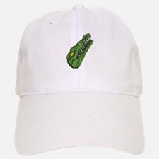 Crocodile Head Baseball Baseball Cap
