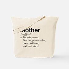 Mother Female Parent Tote Bag