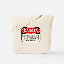 Use Elbows Tote Bag