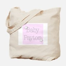 Cute Payton Tote Bag