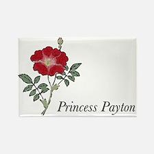 Unique Payton Rectangle Magnet