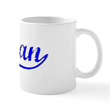 Vintage Antwan (Blue) Mug