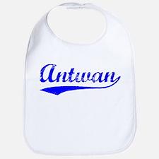 Vintage Antwan (Blue) Bib