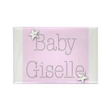 Giselle Rectangle Magnet
