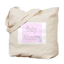 Funny Alondra Tote Bag