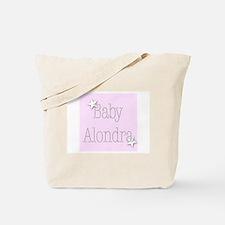 Cute Alondra Tote Bag