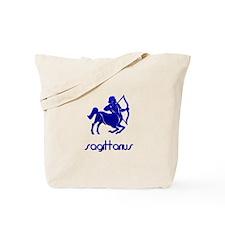 Funny Pagan blue moon Tote Bag