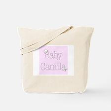 Cute Camila Tote Bag