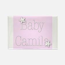 Unique Camila Rectangle Magnet