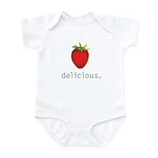 Delicious! Infant Bodysuit