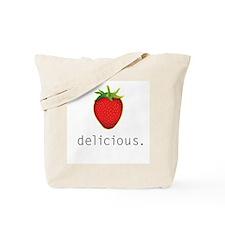 Delicious! Tote Bag