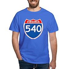 Area Code 540 T-Shirt