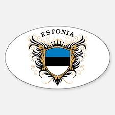 Estonia Decal