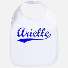 Vintage Arielle (Blue) Bib