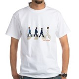 Hillary Mens White T-shirts