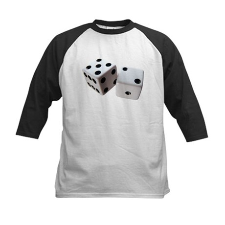 Dice Kids Baseball Jersey