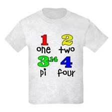 Numbers for Smart Babies T-Shirt