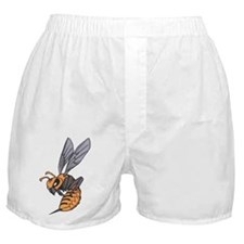 Unique Angry bees Boxer Shorts