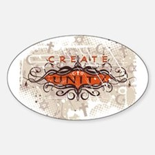 Create Unity Oval Decal