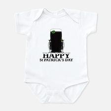 Happy St.Patrick's Day Infant Bodysuit