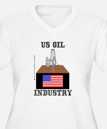 US Oil Industry T-Shirt