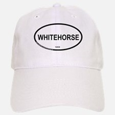 Whitehorse Oval Baseball Baseball Cap