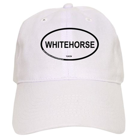 Whitehorse Oval Cap