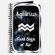 Aquarius Horoscope Sun Sign Journal