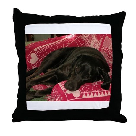 ARROW DREAMS Throw Pillow