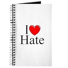 """""""I Love Hate"""" Journal"""