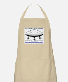 The UFO Disclosure Project GEAR BBQ Apron