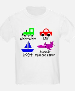 Transportation for Smart Babies T-Shirt