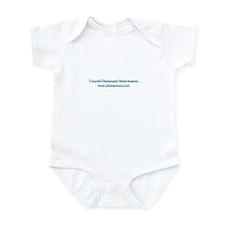 Congenital Diaphragmatic Hern Infant Bodysuit