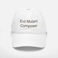 Evil Mutant Composer Baseball Baseball Cap