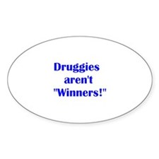 Not Winners! Decal