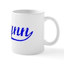 Vintage Ashlynn (Blue) Mug